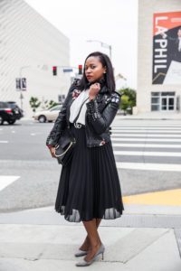 melissa_chataigne_blanknyc_embroidred_leather_pleated_skirt_1
