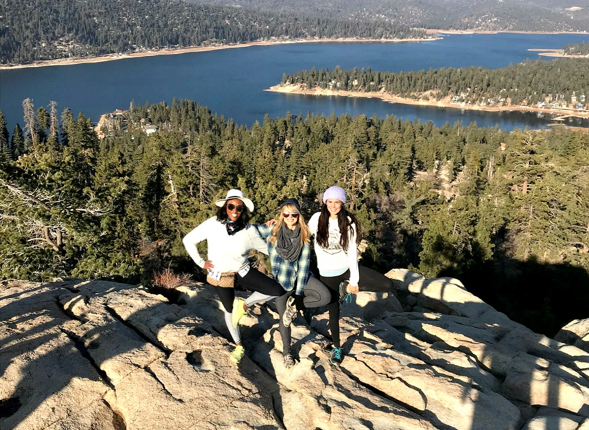 3 SELF CARE TIPS I LEARNED IN BIG BEAR