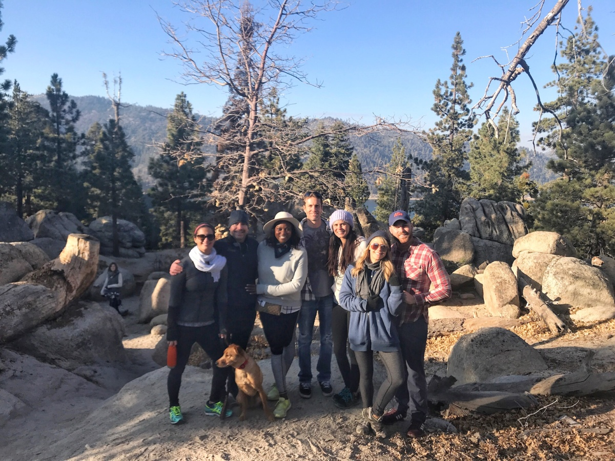team_hike_big_bear