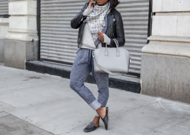 How to Style Sweatpants to Make Them Stylish