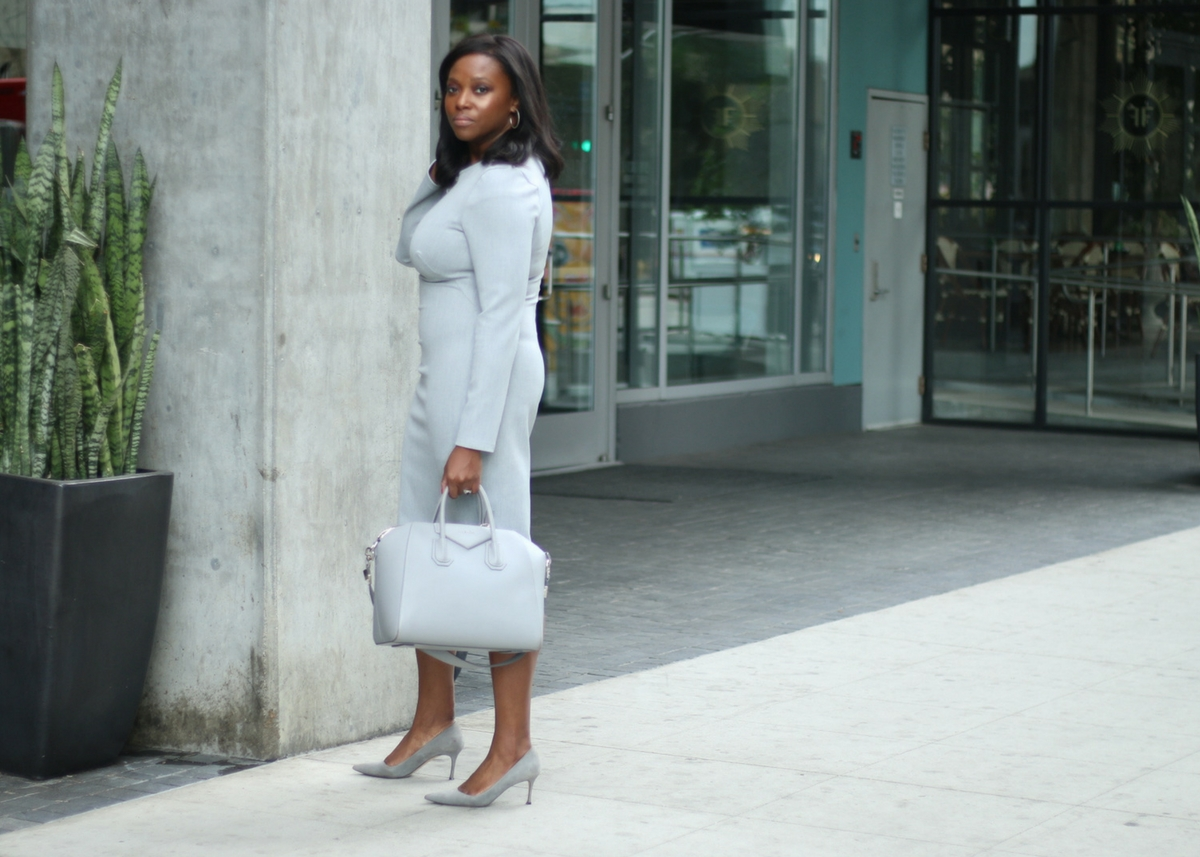 THE SHEATH DRESS, STYLED THREE WAYS