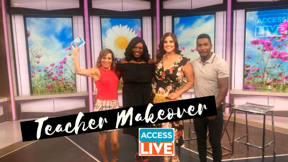 teacher makeover by melissa chataigne access live
