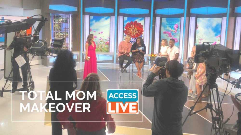 total hair makeover access live
